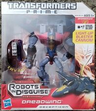 Transformers Animated Starscream NIB