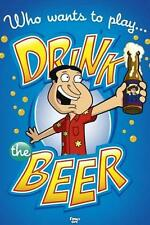 Family Guy : Drink Beer - Maxi Poster 61cm x 91.5cm (new & sealed)