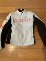 Dainese women Jacket Size 42 With Inside Liner