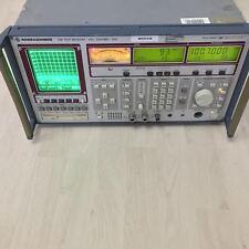 Rohde & Schwarz EMI TEST RECEIVER ESS 1011.4509.30 5Hz-1000Mhz