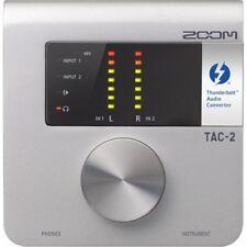 Zoom Tac-2 Scheda Audio Thunderbolt