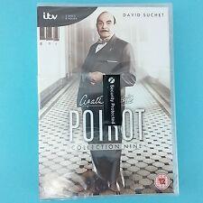 David Suchet, Iain Glen-Agatha Christie's Poirot: The Collection 9  DVD NEW