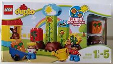 GENUINE Lego Duplo Learn How Gardens Grow!  Free Post Superfast Shipping!