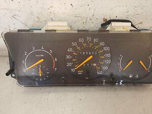 SAAB 900 CLASSIC 2.0i 16v 1990 - 93 INSTRUMENTS SPEEDO CLOCK 4174546 4083929