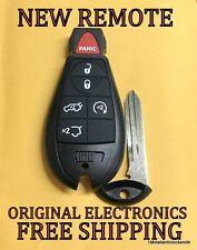 NEW W/ OEM ELECTRONICS JEEP GRAND CHEROKEE KEYLESS REMOTE FOB FOBIK IYZ-C01C