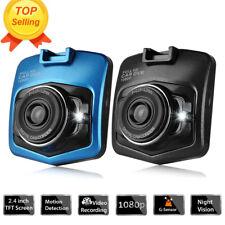 Mini 1080P HD 170° Car Dash Camera Video DVR Cam Recorder Night Vision +G-sensor