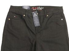 Tommy Hilfiger Jeans Womens 10A Hope Bootcut Classic Rise Black Denim NWT