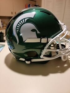 Michigan State Football Authentic Xenith Helmet