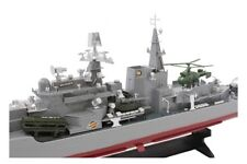 Énorme Télécommande R/C Naval Nuclear Destroyer Modèle Jouet Cuirassé Bateau War