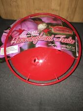 Heath Outdoor Products 8oz Saucer Hummingbird Feeder W/Built In Perch NEW