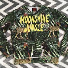 Rare Bruno Mars Moonshine Jungle Concert Sweater Sweatshirt Size Small S Tour