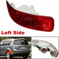 Left Rear Tail Fog Light Reflector For Mitsubish Outlander 07-12 Peugeot Citroen