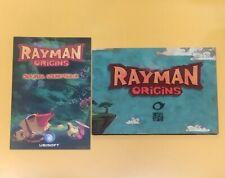 Rayman Origins Artbook + Original Soundtrack GIOCO XBOX 360