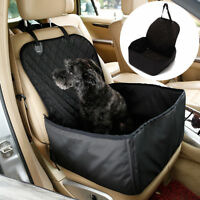 Hundetasche Haustier Autositz Hundetragetasche Auto Wasserdicht Nylon für Hunde