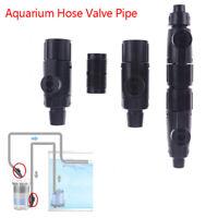 Fish Aquarium Hose Valve Pipe Valve Quick Release Connector Adapter YK