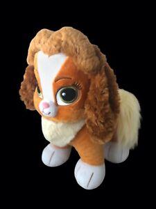 Disney Princess Palace Pets Teacup Belle's Dog Plush Build a Bear stuffed puppy