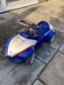 Genuine BMW Baby Racer ll Motorsport Ride On Toy Car Push Toddler