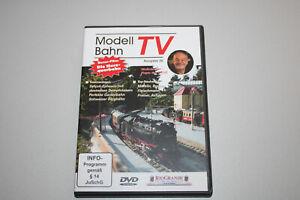 Modellbahn TV Ausgabe 25 Doppel- DVD Die Harzquerbahn OVP