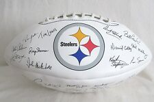 PITTSBURGH STEELERS Facsimile Souvenir Team Signed Football...Late 1990's??