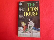The Lion House By Marjorie Lee (1960)