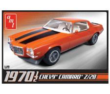 AMT 1/25 Camaro Z28 1970 Model Kit