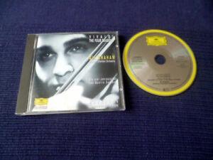 CD Gil Shaham - Vier Jahreszeiten Four Seasons Orpheus Chamber Orchestra DG 1994