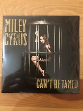 Miley Cyrus - Can't Be Tamed CD Single Card Sleeve New Sealed 2010 Wideboys Mix
