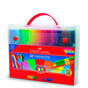 Faber Castell Connector Pen Gift Case 60