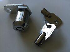 28,6mm Rund-Schloss für Automaten, Videoautomat, Dart, etc..