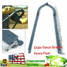 Home Chain Fence Strainer Fence Fixer Wire Repair Tool Farm Fence Stretcher