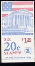 New listing U.S.Mint P.O. Complete Fresh Unopened #Bk139 - Flag Over Supreme Court #1896a