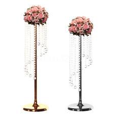 Restaurant Candlestick Mermaid Bead Curtain Flower Bracket Party Birthday Decor