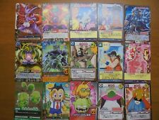 DRAGON BALL Z Trading cards CARDDASS 40 cards Various kinds #47 Japanese