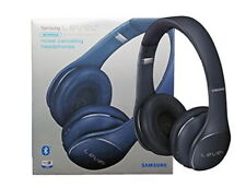 SAMSUNG LEVEL on WIRELESS noise canceling headphones Bluetooth Blue