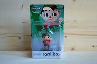 Wii U - Amiibo No.9 - Villager - Super Smash Bros. Collection (NEU)
