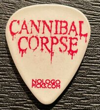 CANNIBAL CORPSE TOUR GUITAR PICK
