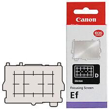 Genuine CANON [Ef-D] [EfD] DSLR SLR Camera Focusing Screen Sticker Screen