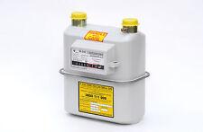 "Elster BK-G4 U6 3/4"" medidor de gas natural nacional: apto para pisos de apartamentos"