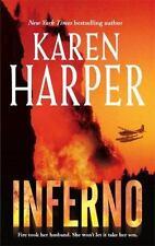Inferno by Karen Harper (2007, Paperback)