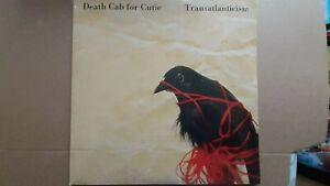 """DEATH CAB FOR CUTIE  """"TRANSATLANTICISM""""  (NEW / SEALED)  DOUBLE VINYL LP RECORDS"""