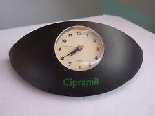 Semi Circular Clock With Built In Calculator