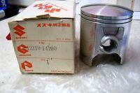 NOS OEM Suzuki Piston STD 1981 RM125- Off Road 12110-14100