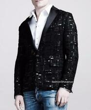 Dsquared2 Embellished Tuxedo Blazer dinner Jacket IT52 RRP2980GBP Dsquared New