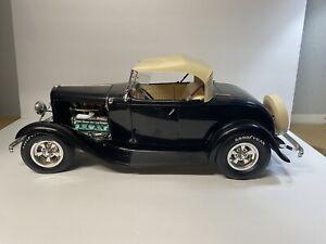 Vintage Model Car Kit Built Monogram 32 Ford Coupe 1/8 Th Scale