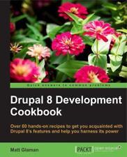 Drupal 8 Development Cookbook (Paperback or Softback)