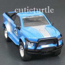Jada Jurassic World Rescue Truck 1:43 Diecast Toy Car Blue