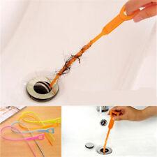 1xDrain Sink Cleaner Bathroom Unclog Sink Tub Drain Clog Hair Removal Stabs Tool