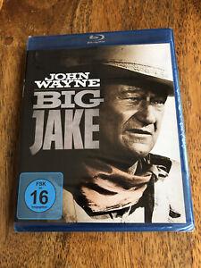Big Jake [Bluray] Paramount Erstauflage, John Wayne, Western, neu, ovp