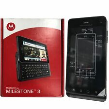 Motorola Milestone 3 Phone new condition
