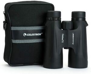 Celestron Outland X 10 x 50 Binoculars - Black - Waterproof and fogproof